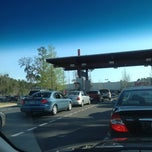 Photo taken at Costco Gasoline by James M. on 3/9/2013