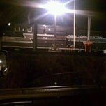 Photo taken at NS Elkhart Mainline Fuel Pad by Dani G. on 6/12/2013
