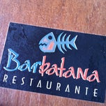 Photo taken at Barbatana Restaurante by Alessandro N. on 11/3/2012