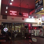 Photo taken at Jimmy John's by Mark L. on 1/23/2014