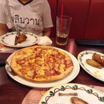 Photo taken at The Pizza Company by Sayny_ on 5/13/2015