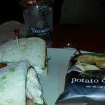 Photo taken at Panera Bread by Dianne😎 on 3/4/2014