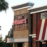 Photo taken at TGI Fridays by Michael P. on 6/17/2013