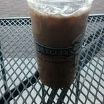 Photo taken at Bruegger's by Brian E. on 6/24/2013
