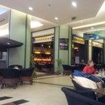 Photo taken at Fashion Café & Restaurant by Роман Ш. on 3/26/2012