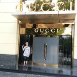 Photo taken at Gucci Hanoi by sidleeks 李. on 6/24/2013