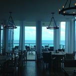 Photo taken at Alba Seaside Italian by DiningOut M. on 4/17/2013