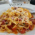 Photo taken at Brio Tuscan Grille by Neeraj J. on 6/28/2013
