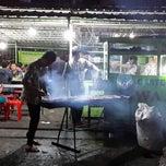 Photo taken at Sate Kambing Jawa Asli by Erlangga 9. on 3/3/2014