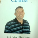 Photo taken at CAB Cuiabá - Carumbé by Fabio N. on 12/11/2013