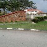 Photo taken at Institut Perakaunan Negara by Nurrul A. on 3/9/2015