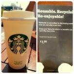 Photo taken at Starbucks by JenniVer J. on 7/7/2013