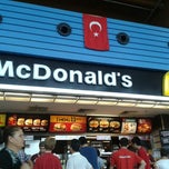 Photo taken at McDonald's by Sinem H. on 8/30/2013