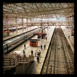 Photo taken at 서울역 (Seoul Station - KTX/Korail) by Johnny L. on 5/8/2013