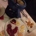 Photo taken at Le Vieux Bistrot by Lidiane R. on 11/19/2014