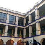 Photo taken at Colegio Salesiano Santa Julia by Josam V. on 8/19/2013