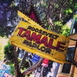 Photo taken at Roosevelt Tamale Parlor by Ohad B. on 8/24/2013