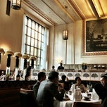 Photo taken at Eleven Madison Park by Robert D. on 11/22/2012