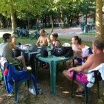 Photo taken at Parco Acquatico Antegnate by Mirko S. on 8/13/2013