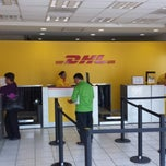 Photo taken at DHL by Elías G. on 10/30/2013