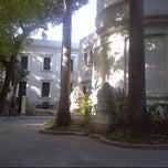 Photo taken at Museo de Ciencias Naturales de Caracas by Roberto S. on 7/14/2012