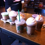 Photo taken at Starbucks by Ruby B. on 6/29/2012