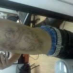 Photo taken at Ken's Underground Tattoo by James B. on 8/13/2011