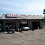 Photo taken at Tire Mart by Chip M. on 6/29/2011