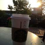 Photo taken at Starbucks by ALICIA☀ N. on 9/7/2012