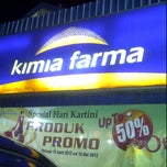 Photo taken at Apotik Kimia Farma 246 by andie A. on 5/1/2012