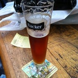 Photo taken at Cervejaria Backer by Bruno L. on 12/23/2011