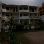 Photo taken at Bahia Pacific Hotel & Bungalows by Darlene A. on 1/5/2012