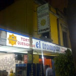 Photo taken at El Trompito by Alexis L. on 4/4/2012