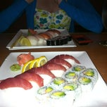 Photo taken at Izumi Japanese Steak House & Sushi Bar by Mike G. on 3/26/2012
