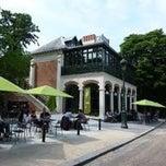 Photo taken at Le Pavillon du Lac by Carlos G. on 6/16/2012