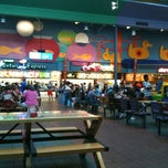 Photo taken at Concord Mills Food Court by Ernie A. on 6/30/2012