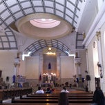 Photo taken at Our Lady of Immaculate Concepcion Metropolitan Cathedral by Adrian A. on 3/25/2012