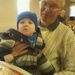 Photo taken at St. John's episcopal church by Lisa L. on 3/4/2012