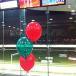 Photo taken at Limerick Greyhound Stadium by Elizaveta N. on 12/15/2012