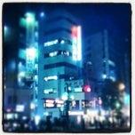 Photo taken at 喫煙所(本郷三丁目) by King d. on 11/12/2012