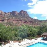 Photo taken at Best Western Zion Park Inn by Janet Z. on 8/12/2013