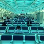 Photo taken at Aeroporto do Rio de Janeiro / Santos Dumont (SDU) by Andrew J. L. on 4/15/2013