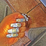 Photo taken at Generation Nails by AQUARIUSDEJLOAF on 4/4/2014