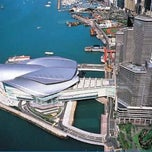Photo taken at Hong Kong Convention and Exhibition Centre 香港會議展覽中心 by Sukit S. on 3/4/2013