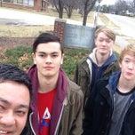 Photo taken at Waukegan High School by Wayne G. on 12/27/2014