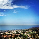 Photo taken at Temescal Canyon by Morgan P. on 8/27/2013