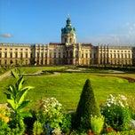 Das Foto wurde bei Schloss Charlottenburg von Gordana M. am 7/18/2013 aufgenommen
