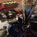 Photo taken at Cafe Cine by Zehra Ç. on 7/29/2013