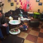 Photo taken at Karcher автомойка на степной by Svetlana on 11/16/2013