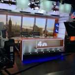 Photo taken at NBC News by Mike F. on 11/4/2013